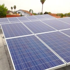 11.8 kW DC rooftop solar system in Rancho Bernardo, CA