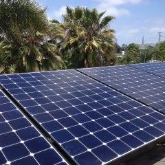 10.5 kW solar electric system in Escondido, California