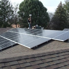 Beautiful in the Bosque 8.75kW completed