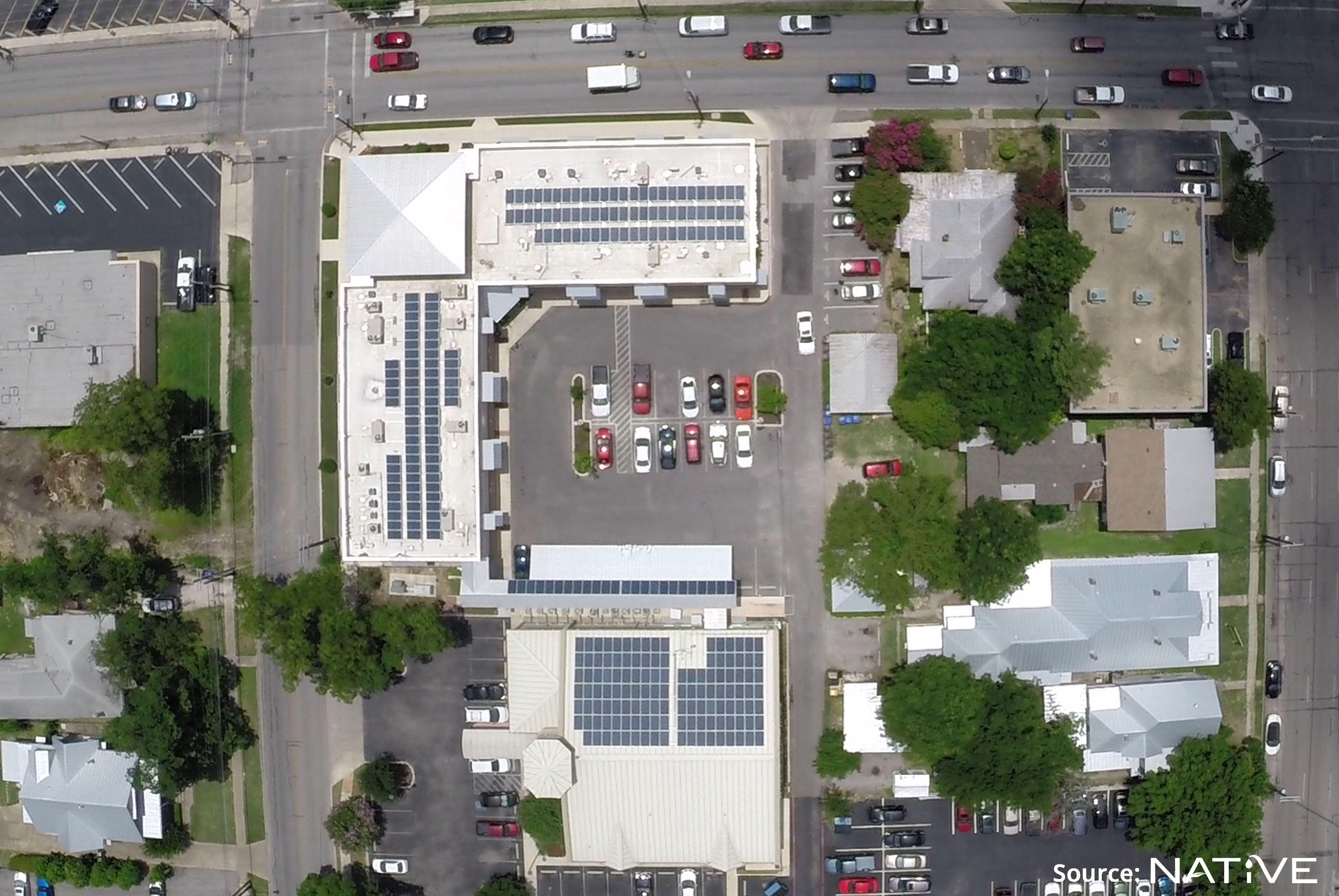 Commercial Solar Panel Installation