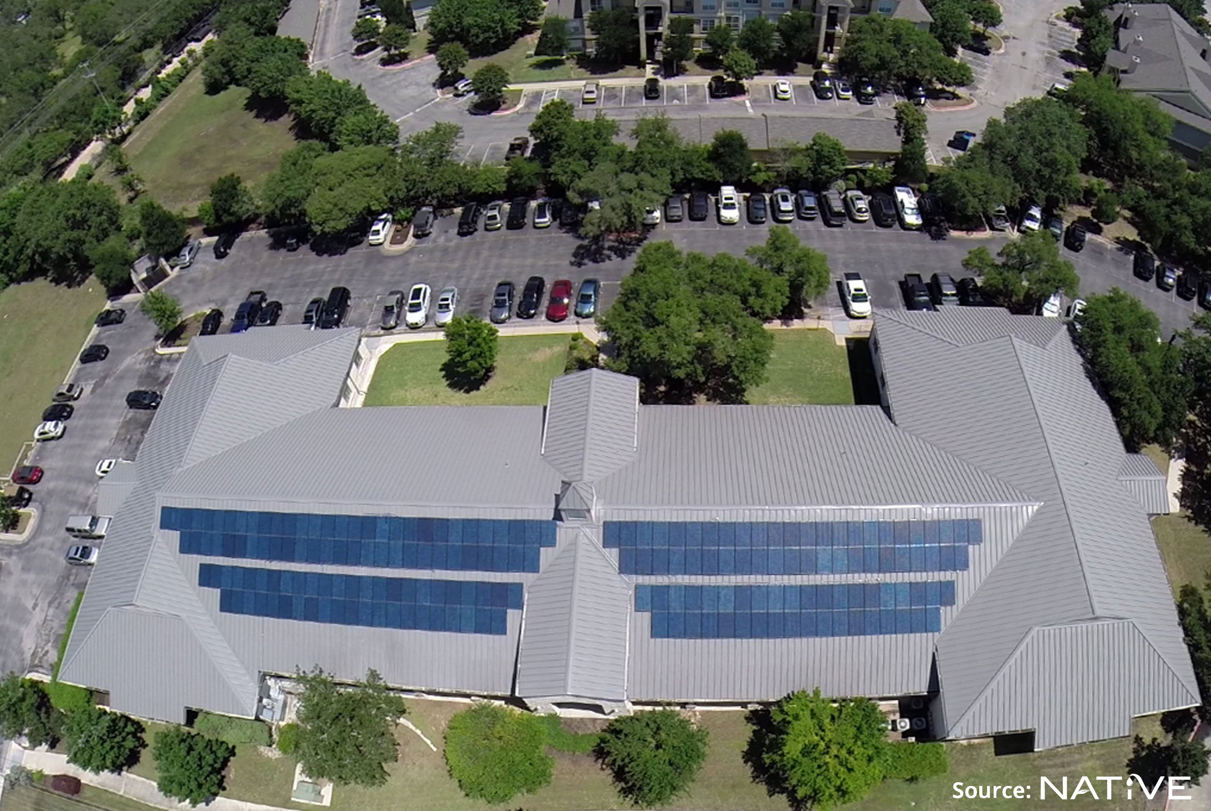NATiVE Solar Panels for Business