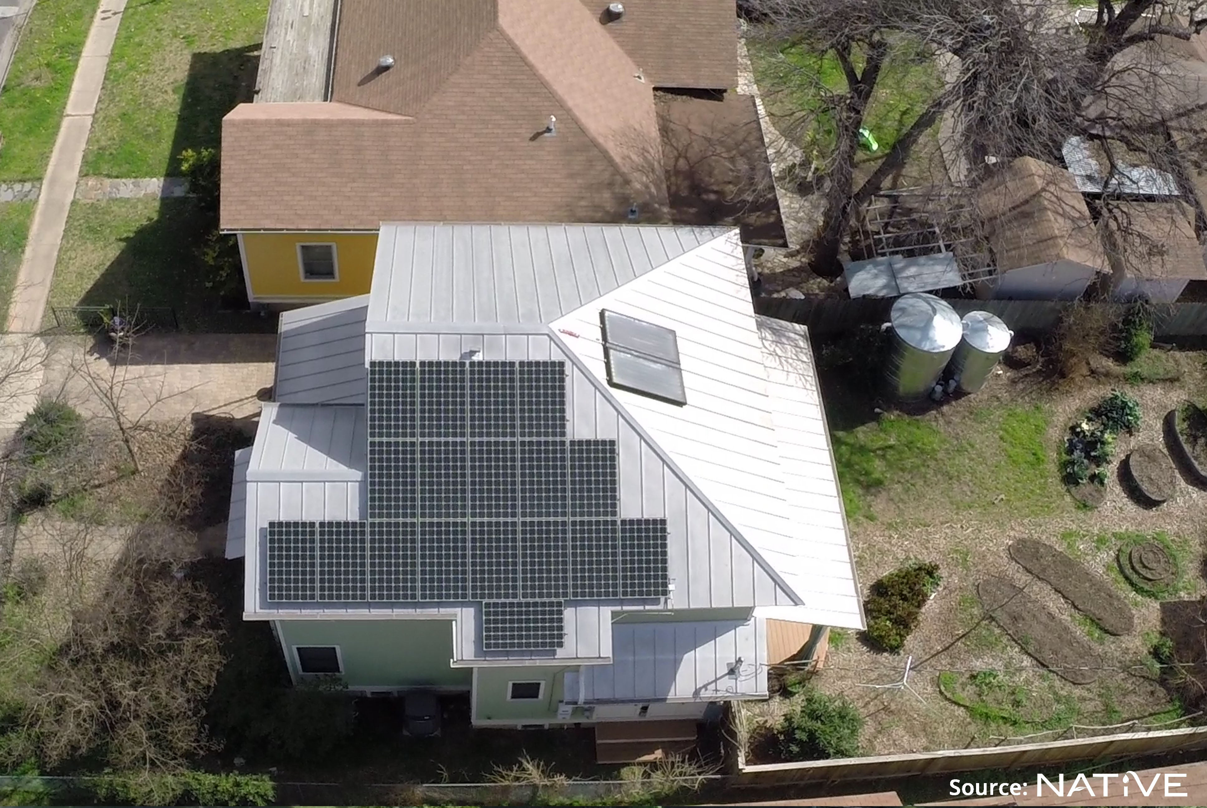 NATiVE Solar Panels for Home