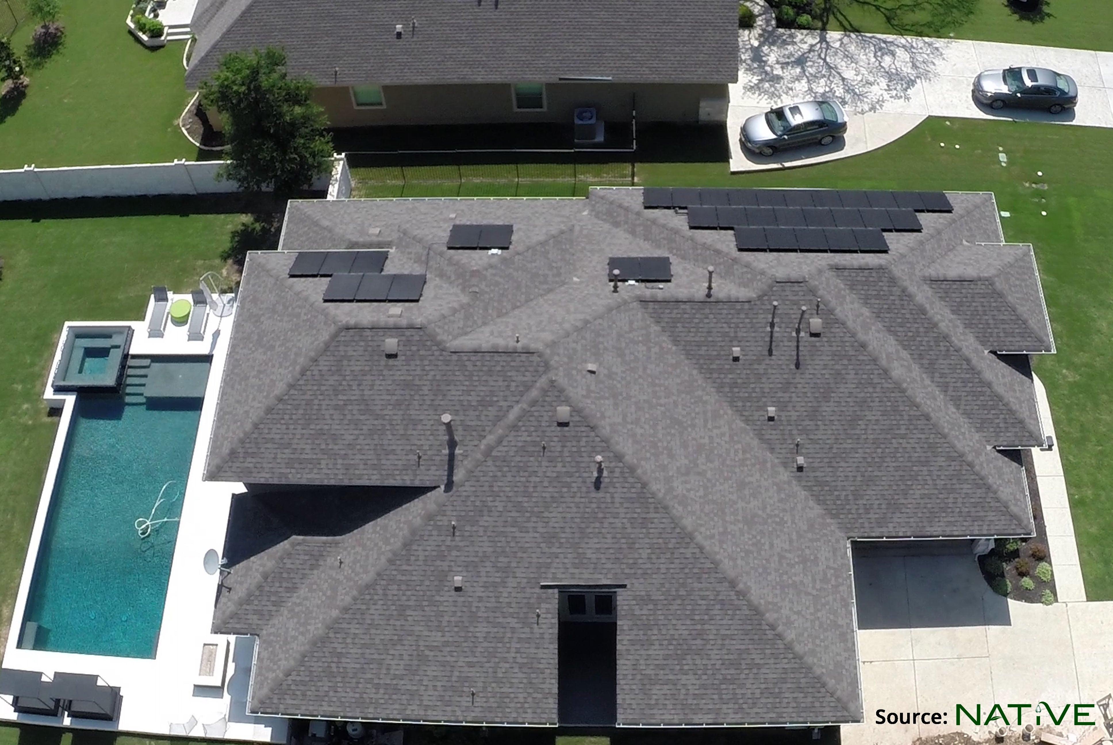Home Solar Panels in San Antonio