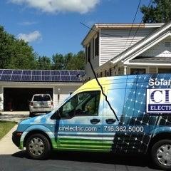 CIR Solar installation @ Lewiston, NY