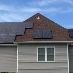 CIR Solar installation at Pendleton, NY