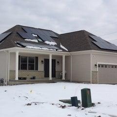 CIR Solar installation in Lancaster, NY