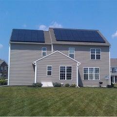 10k Solar Project in Harrisburg, PA