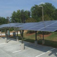 Furman University Solar Array