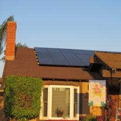 9.8 KW Residential solar system installation by AWS Solar Los An