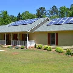 Smaller home gets big energy savings