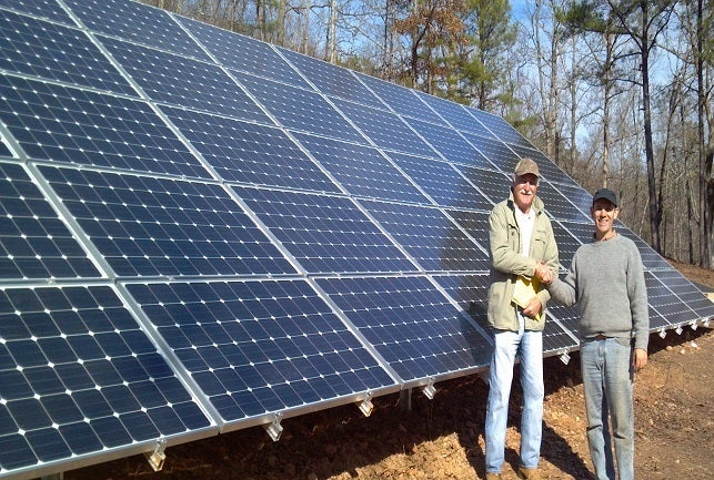 Solar Source Of Georgia
