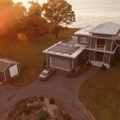Solar on the Chesapeake Bay!