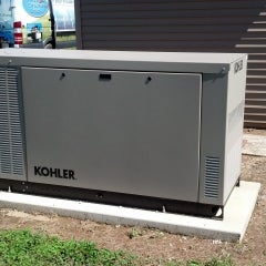 Kohler Standby Generator (hybrid)