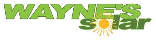Wayne's Solar Inc logo