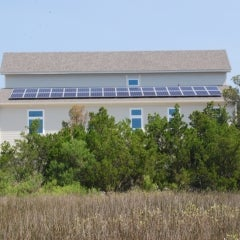 8.16 kW Grid-tied Solar System in Johns Island, South Carolina