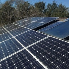 9.58 kW Grid-tied Solar System in Sullivan's Island, SC