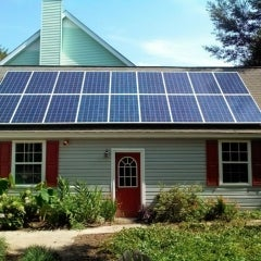 4.5 kW Grid-tied Solar System in James Island, South Carolina