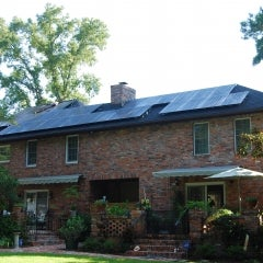 9.54 kW Solar Panel Installation In Mt. Pleasant, SC