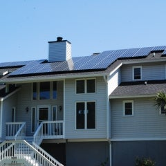 10.5 kW Solar Panel Installation In Wando, SC