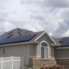 Gorham Solar Array