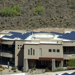 Solar electric PV system