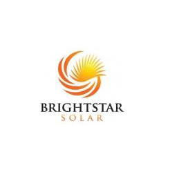 Brightstar Solar's company logo