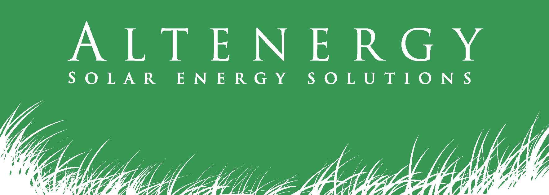 Altenergy Incorporated logo