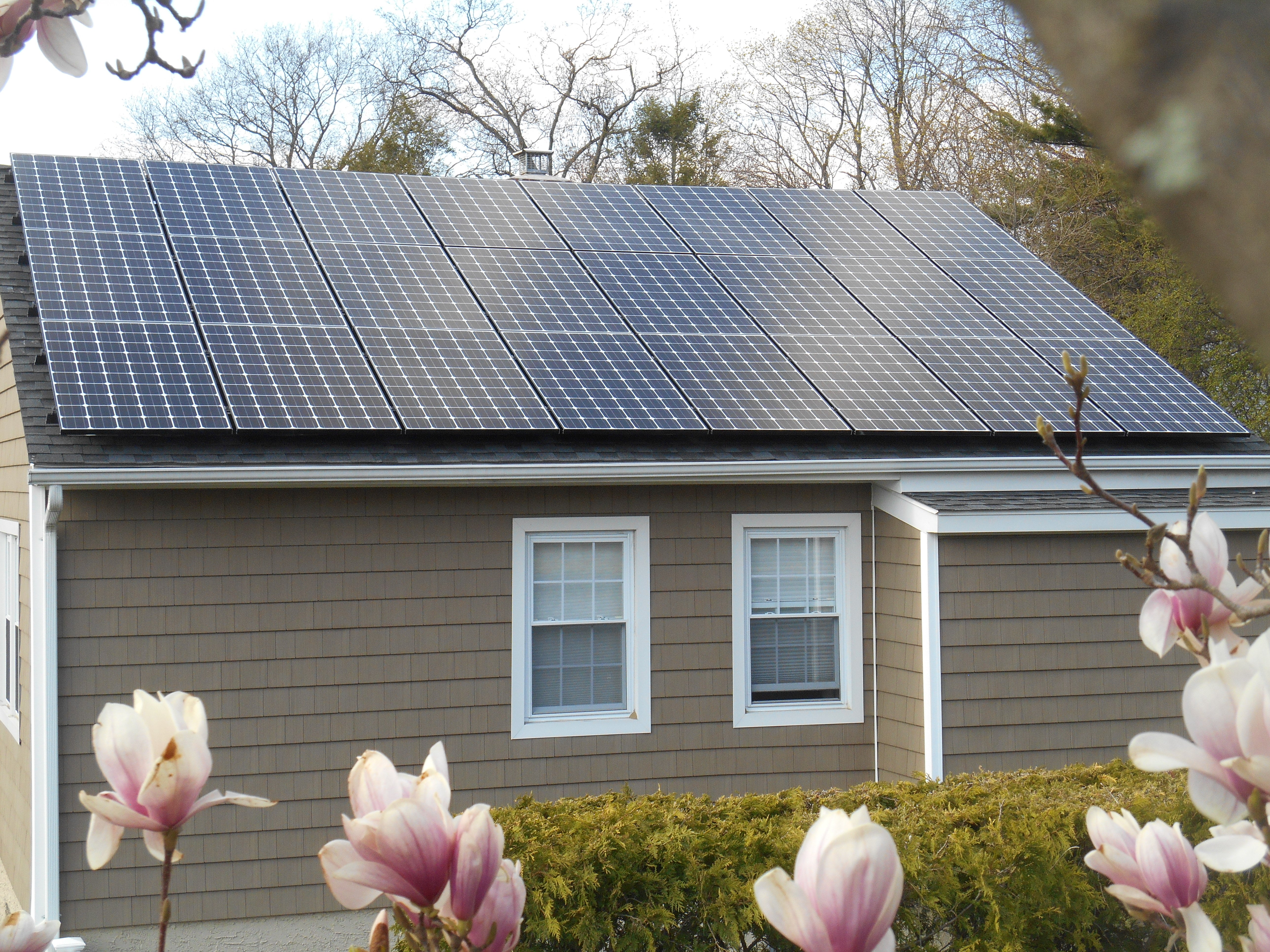 100% Electrical Bill Covered by Solar Energy System in New Rochelle, NY