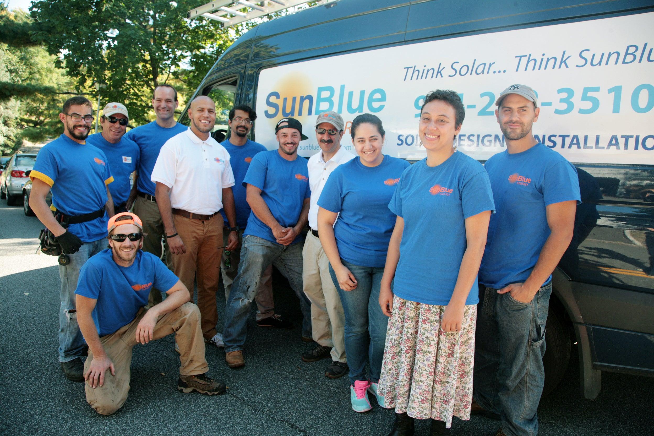 SunBlue Team