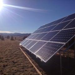6.5 kW Ground Mount Near Wellington Colorado