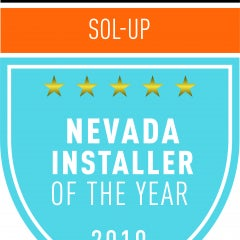 Panasonic Authorized Installer of the Year - Nevada