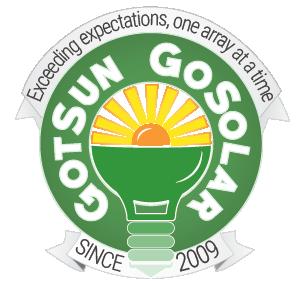 Got Sun Go Solar's company logo