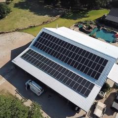 Longhorn Solar