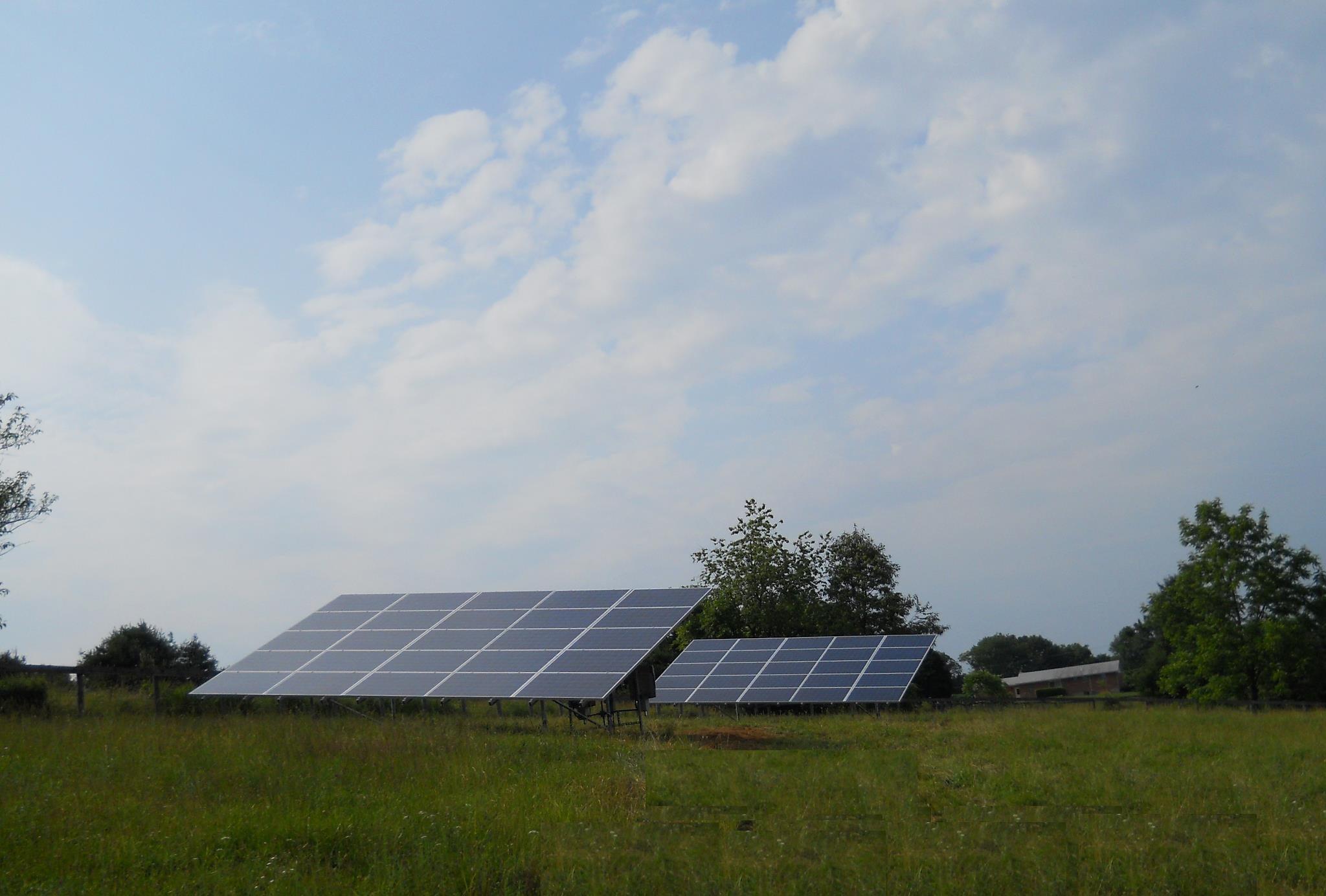 Wonderful Solar Ground Mount in Elverson, PA