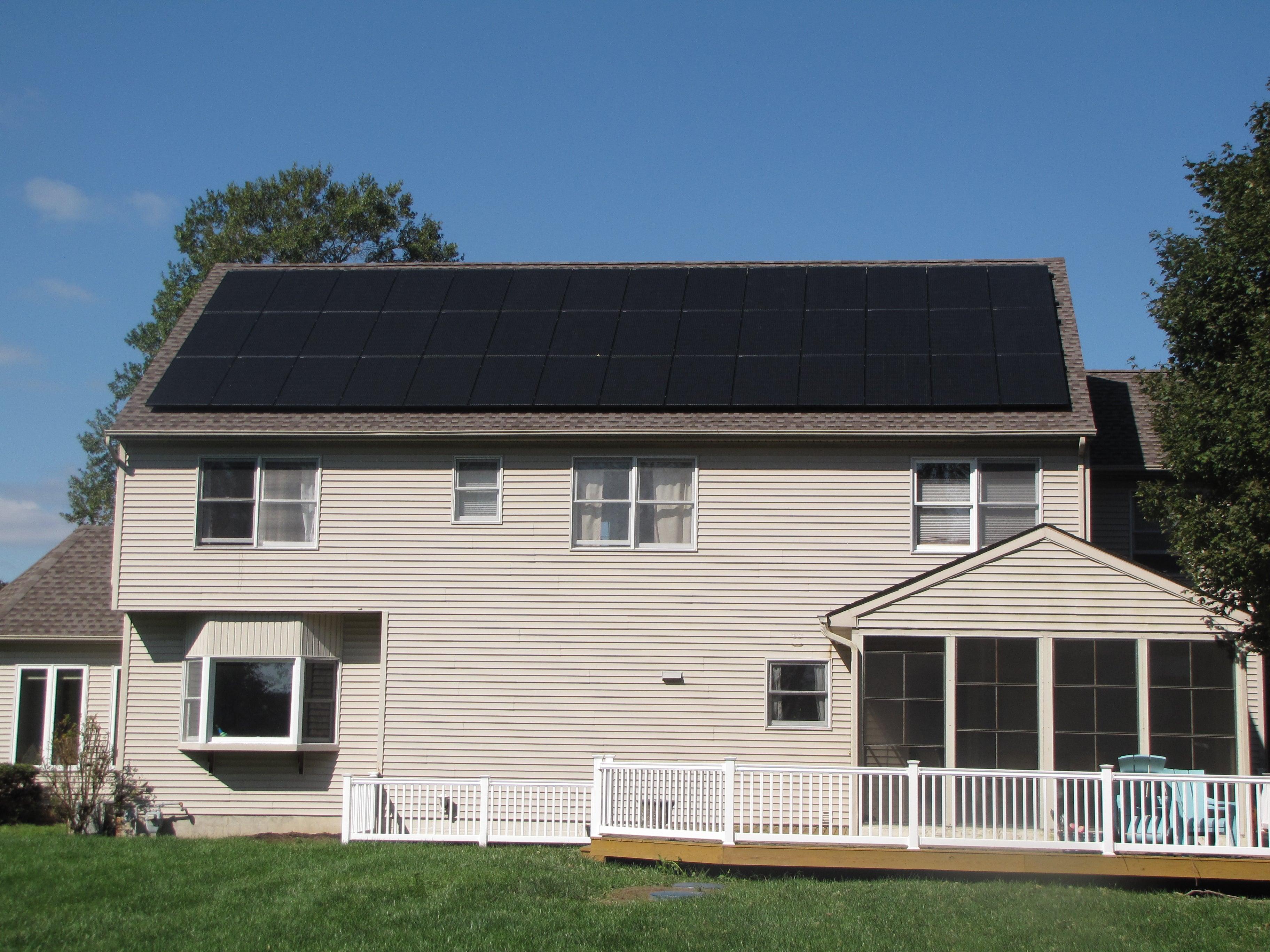 Black-on-Black Delaware install
