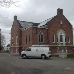 Hepburn Library, Norfolk NY