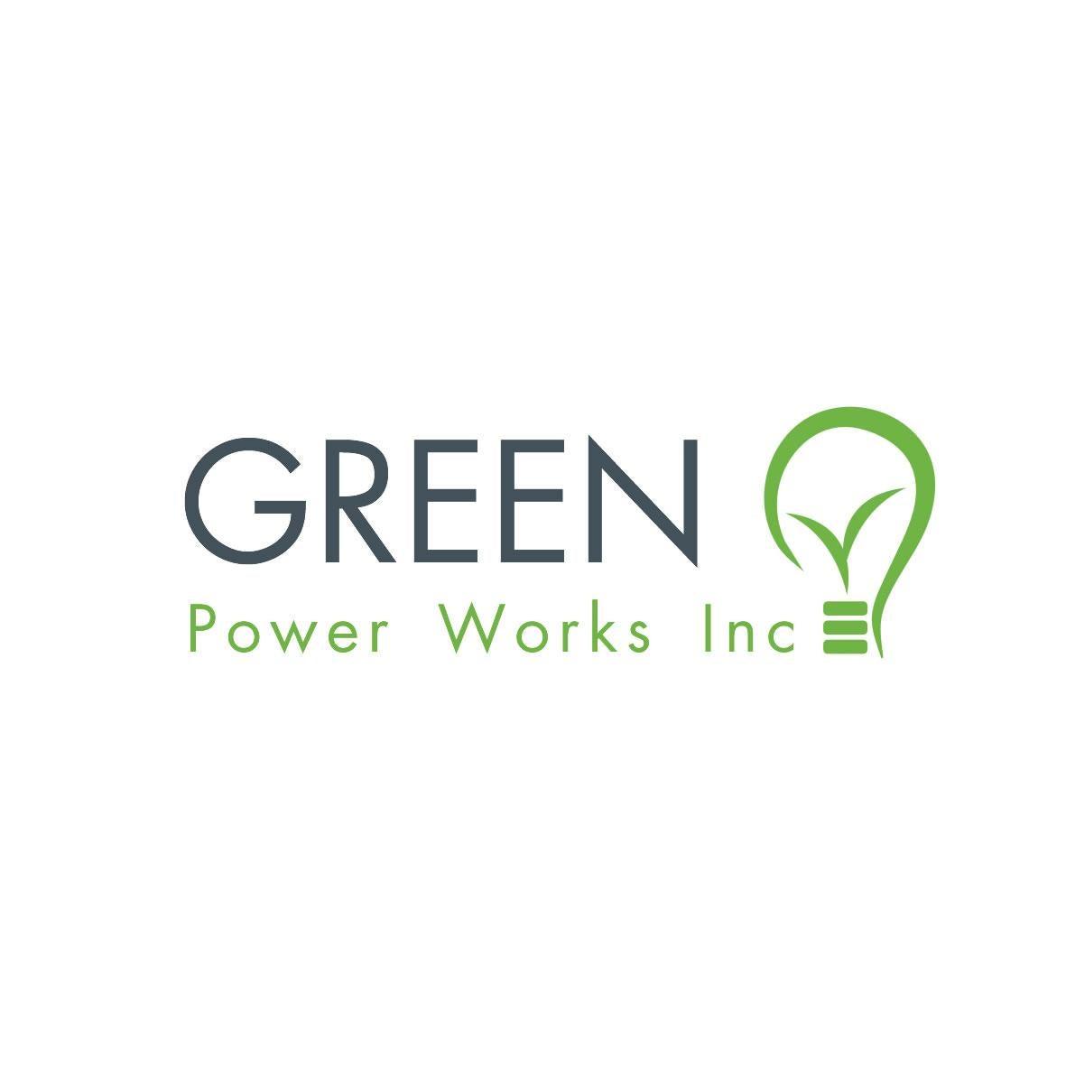 Green Power Works Inc. logo
