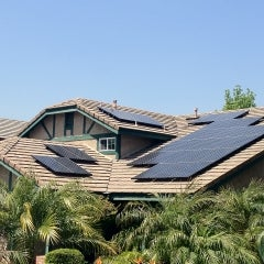 Any roof type, any pitch or angle can benefit from solar!