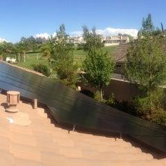 Proud Owner of SunPower Panels in Bear Creek