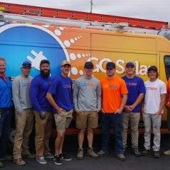 The Utah Solar Installation Crew