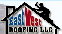 East West Roofing logo