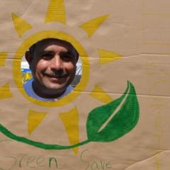 10MW clean solar power