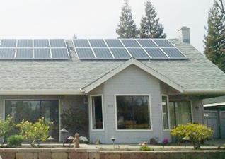 6.3 kW solar system in Fresno, CA