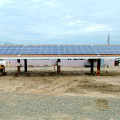 15 kW solar system- saves $6,500 per year!