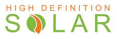 High Definition Solar's company logo