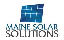 Maine Solar Solutions logo