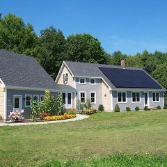 27 Panel Solar Electric System in Kennebunk