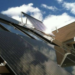 Sixteen Panel Solar Electric System in Topsham