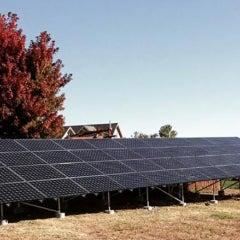 Ground Mount Residential Solar