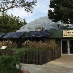 Solar Awning at the Topeka Zoo